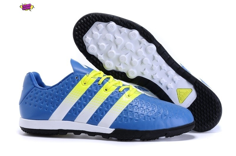 Offerta Adidas Ace 16.2 TF Blu Bianco Outlet